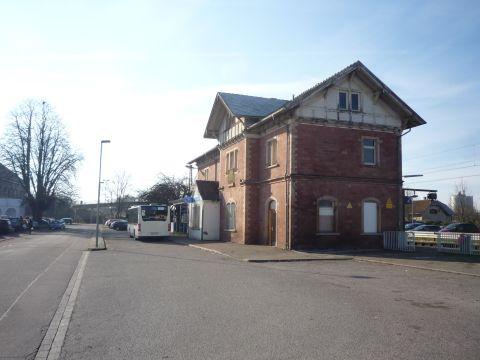 Bahnhof Orschweier