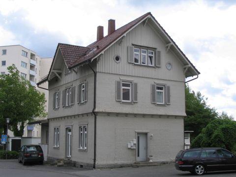 Bahnhof Buchau