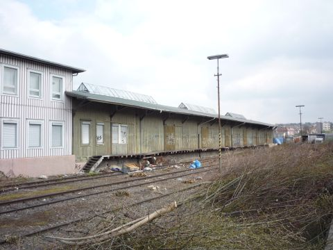bahnhof crailsheim gleise