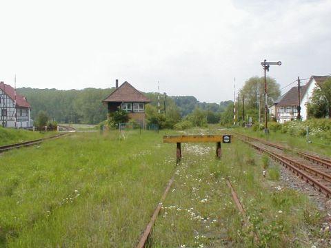 Ausfahrt Dorndorf