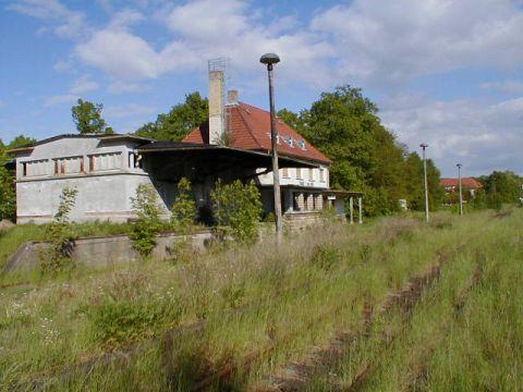 Bahnsteigseite Stadtlengsfeld