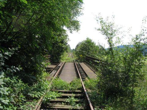 Brücke über die Felda 1