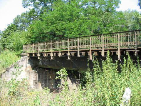 Brücke über die Felda 2