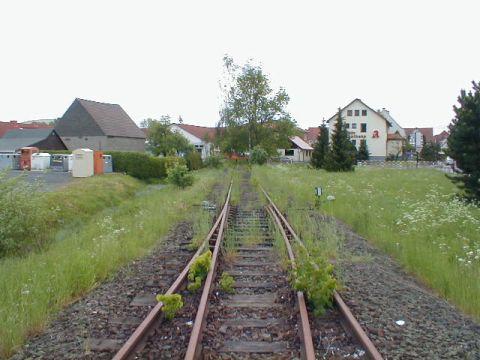 Gleisende Kaltennordheim