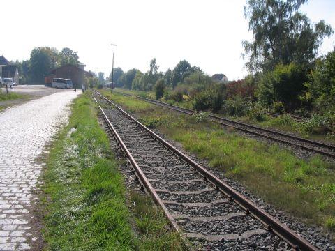 Feuchtwangen Bahnhof